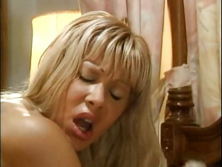 DP For Blonde Euro Bimbo