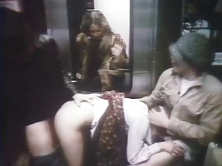 Strangers have fun with duo gorgeous women in rub-down the train