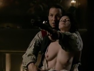 Caitriona Balfe hot tits and ass in various scenes