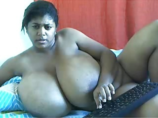 Big Tits Latina  Solo Webcam