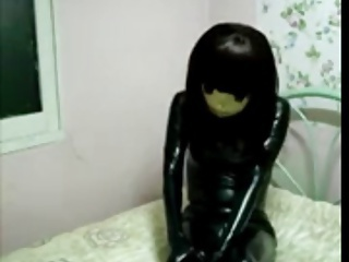 kigurumi latex fetish