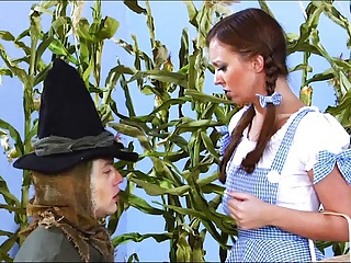 Dramatize expunge Wizard of Oz (FULL PORN MOVIE)