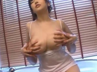 Nice Breast Japanese Laddie