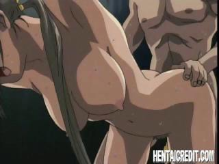 Young hentai nurse with big boobs gets fucked by the dirty doctor