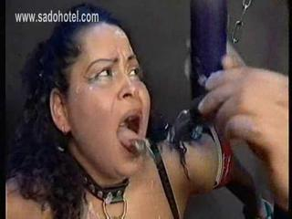 Tongue and tit session  Dealings Tubes