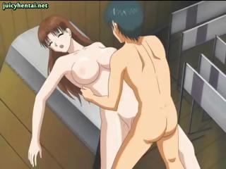 Hentai gets succulent pussy fucked