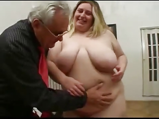 Big Tits Daddy European Italian  Natural