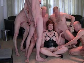 Incredible dogfuck cumeating action unconnected with dutch rubens mature Sex Tubes