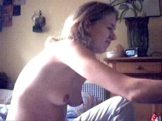 Blonde Girl Topless On Webcam Sex Tubes