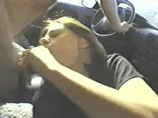 This Wife Fuck Two Strangers In The Car Sexual intercourse Tubes