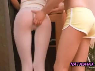 Natasha and Russian gf fooling around and masturbating Sex Tubes