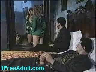Classic Italian Threesome- Part 1 Sex Tubes
