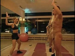 Naked Gym Training By Snahbrandy Sex Tubes