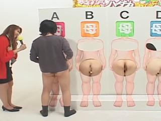 Japanese Game Show 4 (2 Be advisable for 3)(censored) =rebirth= Sex Tubes