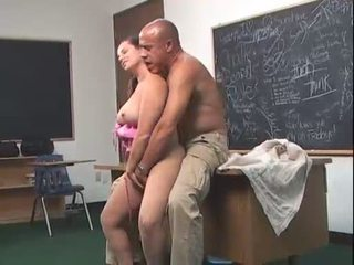 Fleshy Mom Experiences Teacher's Huge Cock...f70 Sex Tubes