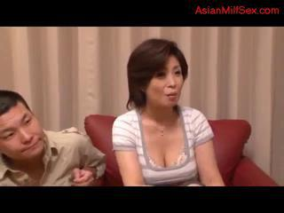 Busty Milf Fingering Herself Having Orgasm On The Couch In The Sitting Room by sotegune