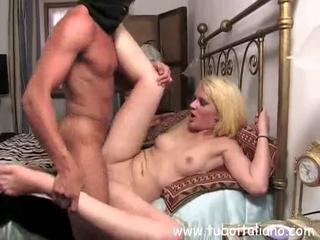 Italian Blonde Amateur Fucked Bionda di Lecco by tubo72