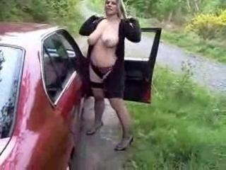Hot German Big Tits Shepherd Whore.