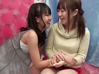 Japanese Lesbians (I can make all of you squirt !)A