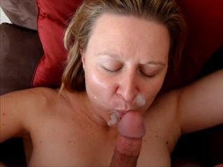 "Wife Facial and Swallow Cum"" class=""th-mov"