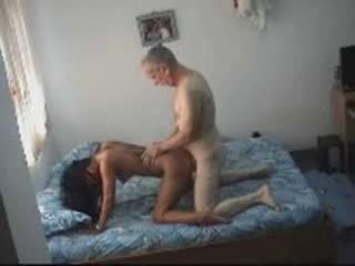 "Asian Hottie Does Old Man"" class=""th-mov"