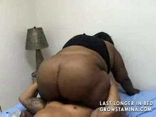 Ass  Ebony Facesitting
