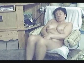 "My Mum Home Alone. Hidden Cam In Livingroom"" class=""th-mov"