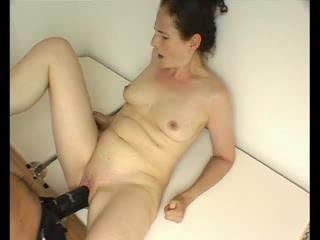 "Wife Takes Huge Strapon Dildo"" class=""th-mov"