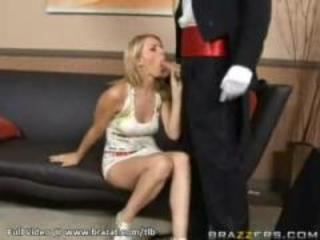"""Teeny Girl needs to fuck the waiters big dick to pass the final test"""" class=""""th-mov"""