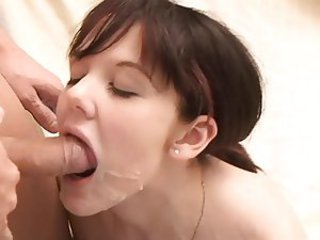 German Teen pleasing her Boyfriend