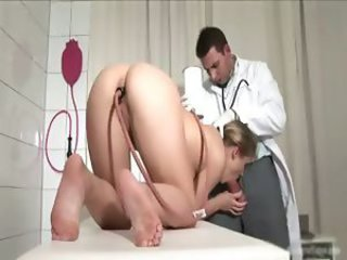 Three hellacious babes come to burnish apply doctor part2