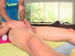 Teen Stud Fucking Masseurs Ass And Sucking His Horny Dick
