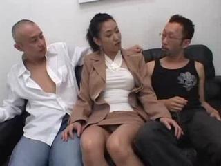 """Japanese Threesome Mmf - Uncensored"""" class=""""th-mov"""
