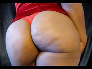 Ass Chubby Ebony Panty