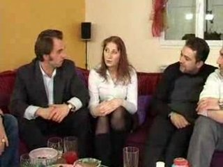 "French Woman Fuck With 4 Men - Gang Bang"" class=""th-mov"
