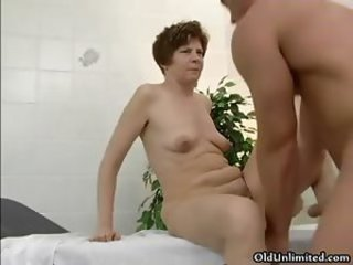 Nasty mature slut goes crazy sucking part4