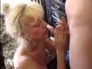 dabbler adult blonde with young stud