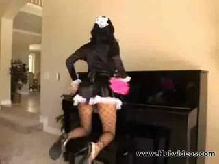 Alexis amore the maid gets fucked