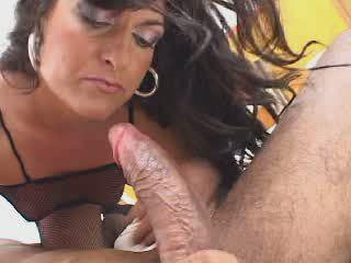 Mature Latina Anal Riding