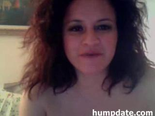 Horny milf toying her pussy on webcam by NasteeMan