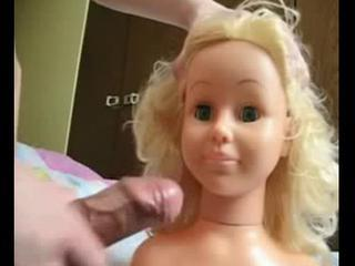 Cum on dolls compilation 2