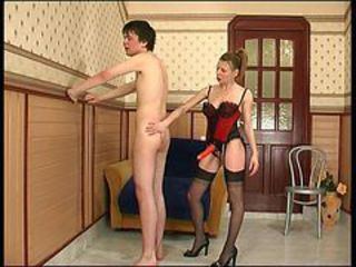 Dirty collection of woman domination videos from Strapo...