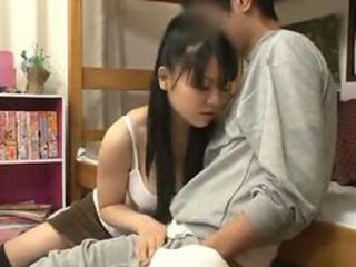 Chinese Hussy has Her fuzz Fingered And made love Doggy...