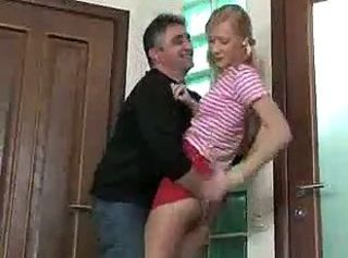 NOT her Dad fucked her in the Toilett _: blondes hardcore old+young russian teens