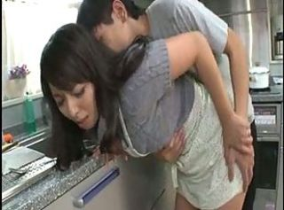 Mom said Do not hate known to the Dad _: creampie japanese matures milfs