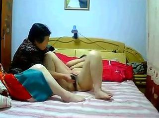 Chinese MILF Lesbians homemade _: amateur chinese lesbians