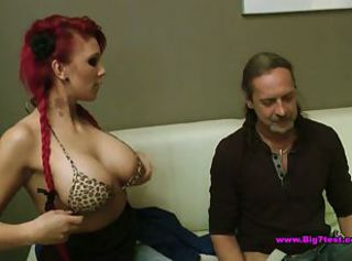 Best of german pornstar Amy Red _: old+young german big boobs hardcore redheads