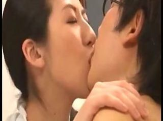 Japanese Sons Sexual Awakening Part 4 (English Subtitles) ! _: creampie japanese milfs old+young teens