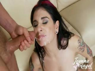 Goth Whore Joanna Angel Takes An Insane...