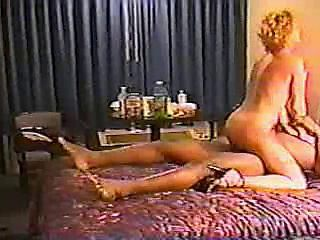 BBC enjoying wife in motel while...
